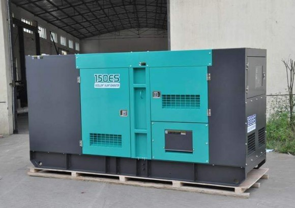 máy phát điện chống ồn nhập khẩu