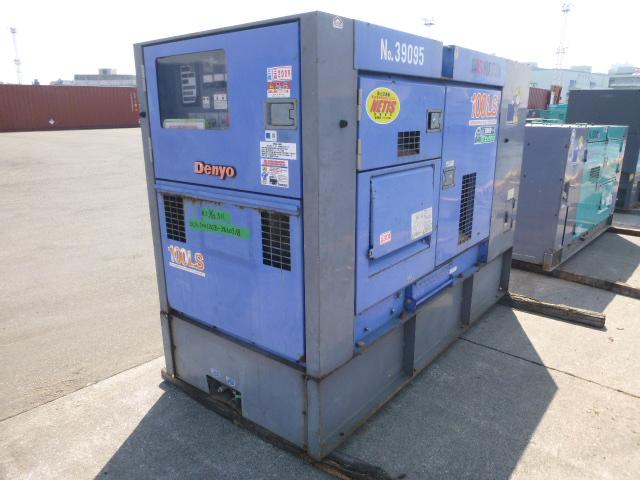 máy phát điện cũ 100kva