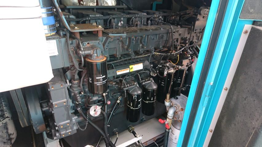 Máy phát điện cũ Mitsubishi 450kva cũ